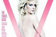 """Wow! Keck reckt Nicole Kidman auf dem September-Cover des """"V""""-Magazins ihr sexy Popöchen in die Kamera und zeigt damit, dass sie noch längst nicht zum alten Eisen Hollywoods gehört. Wir haben für euch die Cover Story dazu! Wie gefällt euch das Cover-Bild?"""