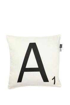 scrabble cushion  #typoshop #cushion #gift #scrabble