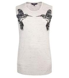 Inspire Grey Hummingbird T-Shirt £12.99 koko 20