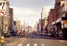 the streets of NYC - chinatown near soho- Great shopping!