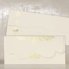 Lace & Pearls Wedding Invitations UK - Charleston - Polina Perri