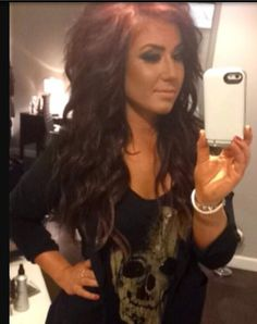 Love Chelsea Houska's hair!  Why won't my hair look like this !!?