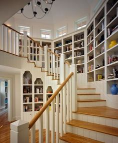 amazing... if i can't have a library... I'll take this!