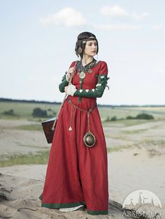 "Discounted Price! FIXED SIZES! Ready to ship! Discounted! Steampunk Dress ""The Alchemists daughter""; Medieval Dress"