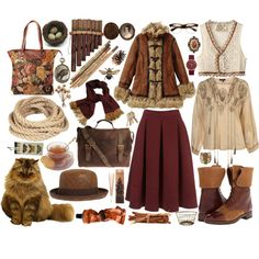 """Into the Woods"" by samshakusky on Polyvore"