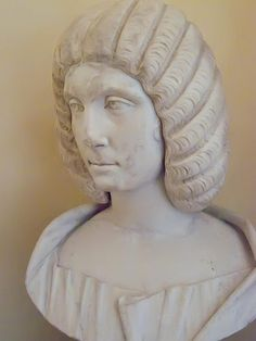 Female Portrait of a Roman Woman with Severan hairstyle 200-210 CE from the Esquiline Hill