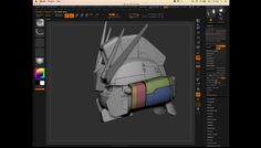 Preview Webinar: Exploring ZBrush 4R7 with Paul Gaboury