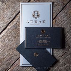 For that solid gold MasterCard lifestyle. @auraelifestyle  2/2 & 1/1 on Duplexed Epic Black, and 220# Cranes Lettra.  #themandatepress #letterpress #letterpressisourbusiness #businesscards #letterpressbusinesscards #letterpressprinting #letterpressed