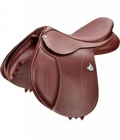Bates Hunter Jumper - The Bates Hunter Jumper Saddle features a supportive seat to aid a correct and effortless position for controlled performance.