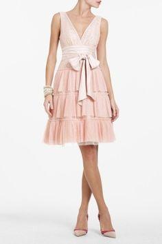 Janie tiered dress