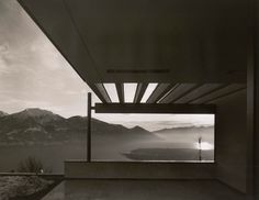 Casa Ebelin BUCERIUS,  Switzerland (1962- 66 )  Richard Neutra