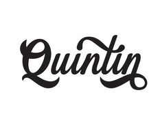 Quintin by Nick Slater
