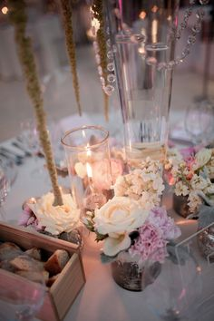 table at night*