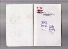 my sketch book #illustration #sketch #art #inspiration #painting #design