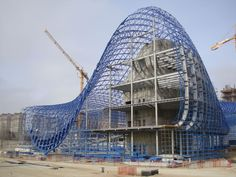 Zaha Hadid's Heydar Aliyev Cultural Centre: Turning a Vision into Reality…