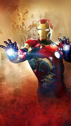 Iron Man.......