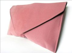 by Pusha on Etsy Pinky Swear, Pink Clutch, Diy Purse, Color Stories, Dusty Pink, Neutral Colors, Passion For Fashion, My Style, Celebrities