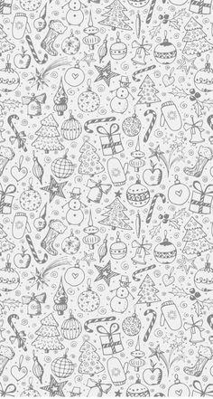 Trendy Wallpaper, New Wallpaper, Pattern Wallpaper, Wallpaper Backgrounds, Iphone Wallpapers, Winter Wallpaper, Original Wallpaper, Christmas Background, Christmas Wallpaper