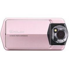 Casio Tryx TR150 Digital Camera (Pink) $849.99