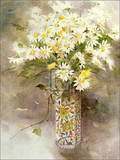 Shirley Felts - Daisies