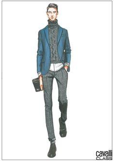Cavalli Class Sketch
