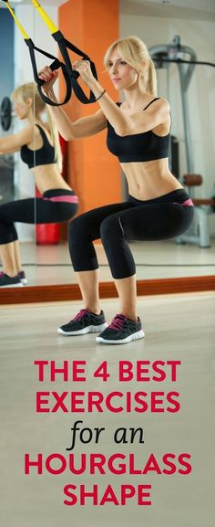 4 Exercises for an Hourglass Figure