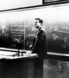 """The """"paradox"""" is only a conflict between reality and your feeling of what reality """"ought to be."""" -Richard Feynman"""