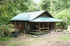 Cedar Mountain Lodge - Asheville Log Cabin Rentals