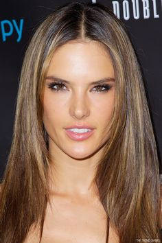 Alessandra Ambrosio at the 11th Annual Leather and Laces Party during Super Bowl XLVIII in New York City, New York - February 1, 2014 | The ...