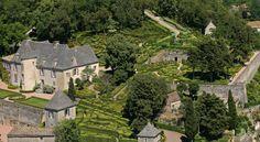 LUCIANA GIULIANI PAISAGISMO: Jardins de Marqueyssac !!!!