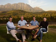 The Ellis Family and panoramic views of the Estate. Wines, Bubbles, Nature, Travel, Voyage, Viajes, Traveling, The Great Outdoors, Trips
