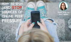 How to spot (and STOP) sources of peer pressure online - Ask, Listen, Learn Peer Pressure, Kids Online, Tween, Bullying, Learning, Grandchildren, English Classroom, English Lessons, Studying