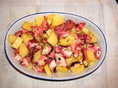 ricetta insalata di polpo ricette di buttalapasta