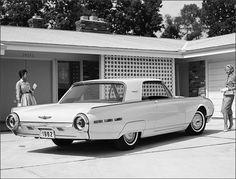 1962 Ford Thunderbird Hardtop 390 Special V-8 Cruise-O-Matic