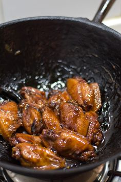Braised Coca-Cola Chicken - 20 Chinese Recipes You Need to Try Out in 2015 | omnivorescookbook.com