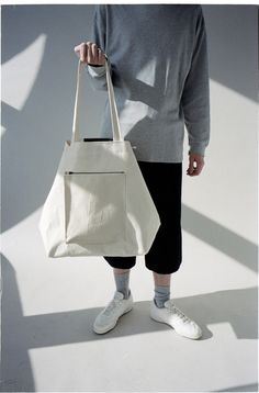 SALE: now up to 50% off - Weekender Bag 02 Off White