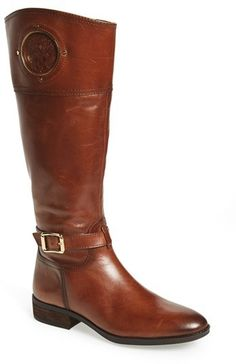 Vince Camuto 'Phillie' Tall Riding Boot (Women) (Regular & Extended Calf)