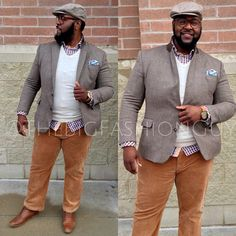7 Body Positive Men With Fashion Blogs To Follow Now For All Your Chubby Fashion Daydreams
