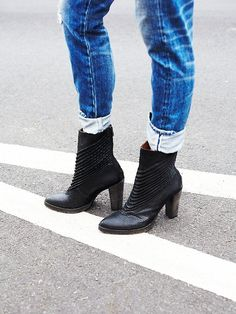 Free People Barleda Sz 37 In Black ~ New In Box ~ Gorgeous! Boots. Get the must-have boots of this season! These Free People…