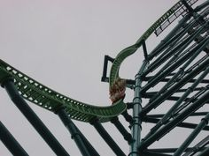 Kingda Ka photo from Six Flags Great Adventure Six Flags Great Adventure, Greatest Adventure, Kingda Ka, Weird Fears, Roller Coasters, Places, Outdoor Decor, Roller Coaster, Lugares