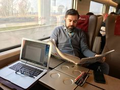Everything you ever wanted to know about train travel in Italy. // ArtTrav. I wrote this article about train travel in Italy while... on a train!!