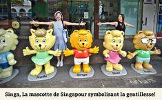 créer pour répendre la gentillesse Blog Voyage, Disney Characters, Malaysia, Asia