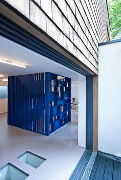 Fin House à Londres par RA Projects - Journal du Design