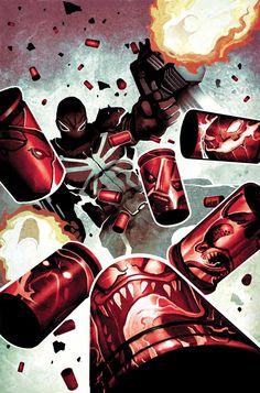 Agent Venom by Mike Del Mundo and Kev Walker - Geek Art. Follow back if similar. -