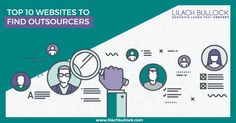 Top 10 websites to find outsourcers via @lilachbullock