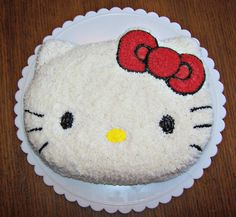 Hello Kitty Cake!