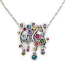 Seagrass Necklace - Silver Celebration, Patricia Locke Jewelry