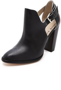 Elizabeth And James Suri Cutout Booties - Lyst