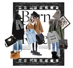 Winter´17 by petkaova on Polyvore featuring Wildfox, DL1961 Premium Denim, UGG, Timberland, NIKE, N'Damus, Gucci, Eugenia Kim, Henri Bendel and Puma