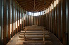 Gallery - AD Classics: Saint Benedict Chapel / Peter Zumthor - 14